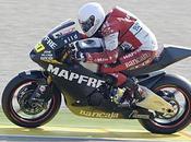 Moto Valence 2eme Jour pour Julian Simon
