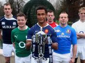 Tournoi Nations 2011 programme 2eme journée avec Irlande/France