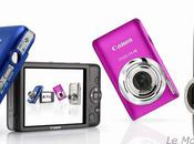 Canon dévoile l'Ixus élégant, ultra plat capture vidéo 1080p