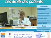 Film documentaire droits patients