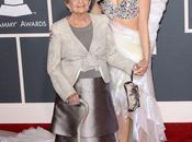 Voici coup coeur CITRON tapis rouge Grammy Awards 2011