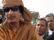 Kadhafi contre lui-même!