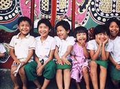 Rangoon, février 1993