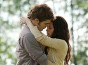 Twilight Kristen Robert dans plus beaux baisers cinéma
