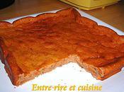 Fondant Chocolat Fromage blanc Luflee)