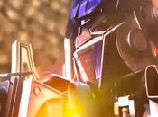 Optimus détruit l'ipad avec teaser transformers