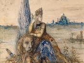 Gustave Moreau Eternal Feminine,