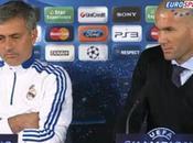 Zinedine Zidane parle match OL-Real Madrid (vidéo)