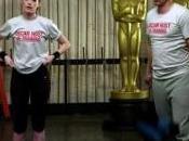 Oscars 2011 video#1 James Franco Anne Hathaway