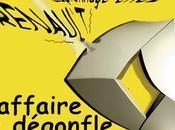 DESSIN PRESSE: 'Espionite' chez Renault