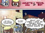 Mouette Teckel 5ème épisode. Super héros power