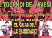 Tournoi l'Avenir: Boxe Kickboxing [Rédacteur invité]