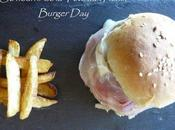 BURGER DAY, what else?