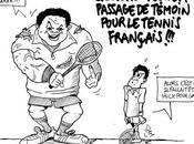 L'oeil révélation Jo-Wilfried Tsonga
