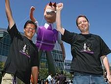 Bénéfice baisse suppressions d'emploi chez Yahoo!