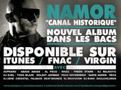 Namor Canal Historique