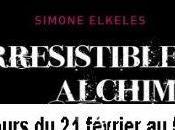 Concours gagnez exemplaire d'Irrésistible Alchimie Simone Elkeles