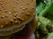 Hamburger jambon