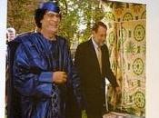 Trou mémoire l'UE Kadhafi