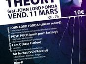 KABOOM THEORY invite JOHN LORD FONDA