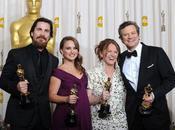 Oscar 2011, Nathalie Portman Colin Firth couronnés