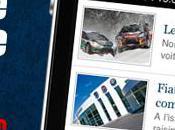 Application iPhone Journal l'Automobile