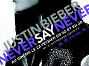 Justin Bieber Never cartonne Office