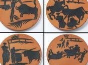 Très belles céramiques Pablo Picasso chez Briest-Poulain-F.Tajan