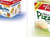 Nouveautés FRANCINE pâtes fraîches....