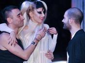 Lady Gaga photos sexy vidéo défilé pour Thierry Mugler Paris