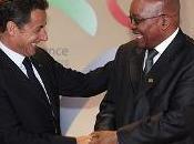 L'énergie coeur relations franco-sud-africaines