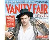 Premières photos officielles Pattinson dans Vanity Fair