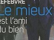 Pourquoi nous publions livre Frédéric Lefebvre