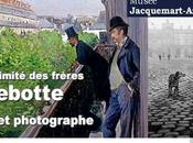 Dans l'intimité frères Caillebotte Peintre photographe Musée Jacquemart-André
