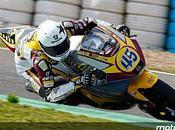 Test Jerez..les temps Samedi