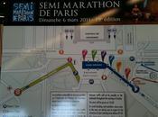 Semi-marathon Paris dans heures