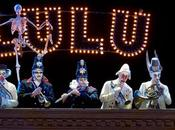 OPERA NATIONAL d'OSLO [NASJONAL OPERAEN]: LULU d'ALBAN BERG mars 2011 -nouvelle édition l'acte signée Eberhard KLOKE- (Dir: John H.FIORE, scène: Stefan HERHEIM)