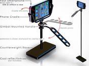 Glyde stabilisateur vidéo pour votre iPhone
