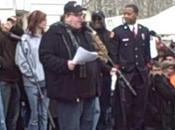 Michael Moore manifestants Wisconsin: n'abandonnez pas!