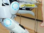 Autonomie robotique secours paralysés