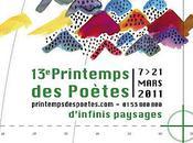 Printemps Poètes 2011