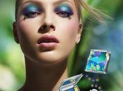 palette Morphorium Blue Uemura revue swatchs