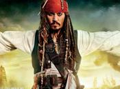 Pirates Caraïbes nouvelle affiche (photo)