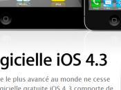 L'iOS disponible téléchargement