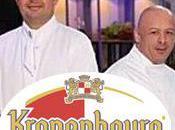Moments bière Kronenbourg avec chefs Chefs