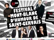 27ème Festival Mont-Blanc d'Humour Gervais