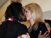 Christian Adriana Karembeu Retour images d'amour