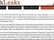 Mediapart lance Frenchleaks modèle WikiLeaks