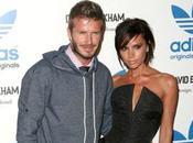 David Beckham Victoria fille retour Angleterre