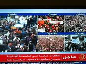 moment écrans Images révolution arabe